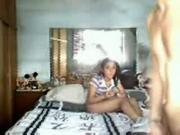 Mi novia Isabel en mi cuarto, grabada