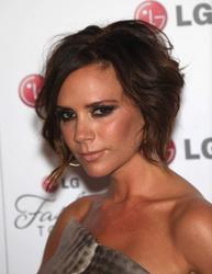 Victoria Beckham and Eva Longoria at A Night Of Fashion & Technology With LG Mobile Phones - Hot Celebs Home