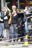 "Chloe Sevigny | On the Set of ""Hit & Miss"" in Manchester 