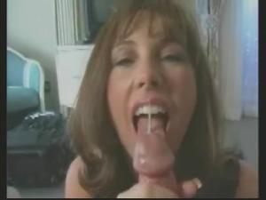 Wifey swallows cum compilation
