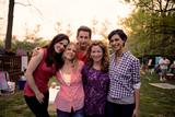 "Morena Baccarin, Emma Caulfield, Sarah Colonna - On the Set of ""Old Days"" (x1)"