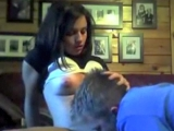 Finally girlfriend fucked on camera