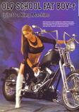 Barsi Adrienn motoros képek