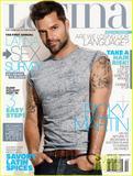 Ricky Martin Latina February 2012