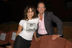 Rosie Perez SUPER tight T-shirt   2xHQ