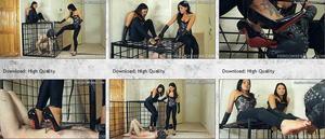 Russian-Mistress: Megan & Stephanie