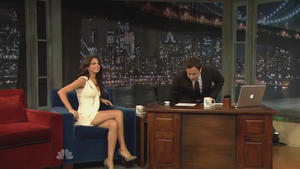 Selena Gomez - Late Night with Jimmy Fallon (2011), 720p