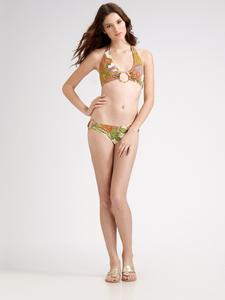 Камила Финн, фото 5. Camila Finn Sak Fifth Avenue Swimwear Photoshoot, photo 5