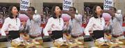 ANN CURRY - being fed