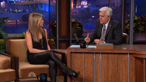 Jennifer Aniston - The Tonight Show with Jay Leno 720p 2012-02-24